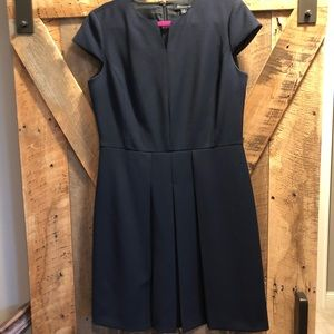Brooks Brothers navy dress